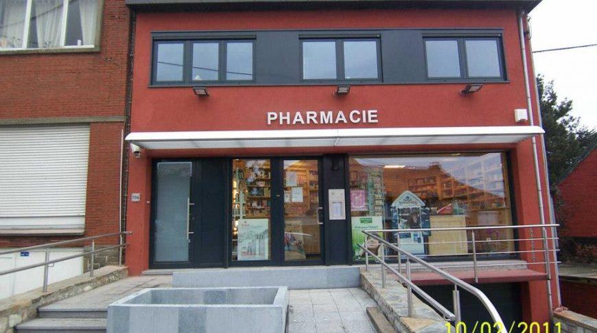 Réalisation - Pharmacie