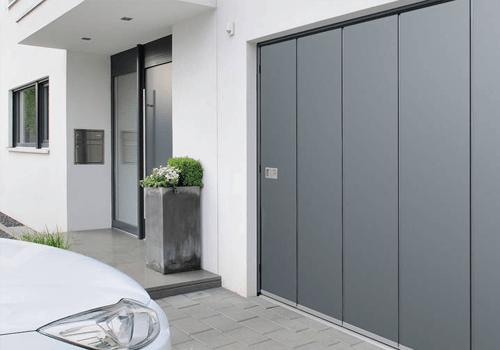 Porte garage latérale - Antracite